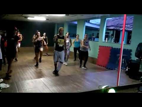 Malhadinha Bonde do Tigrão (coreografia)