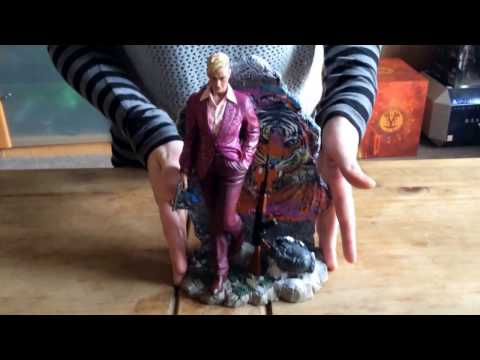 Far Cry 4 Pagan Min Statue Unboxing