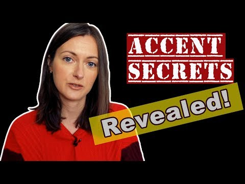 My Biggest Accent Secrets REVEALED!