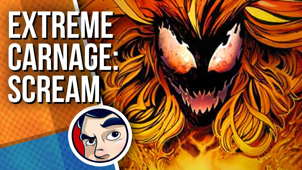 """Extreme Carnage """"Scream, The Female Symbiote"""" - Complete Story #2 