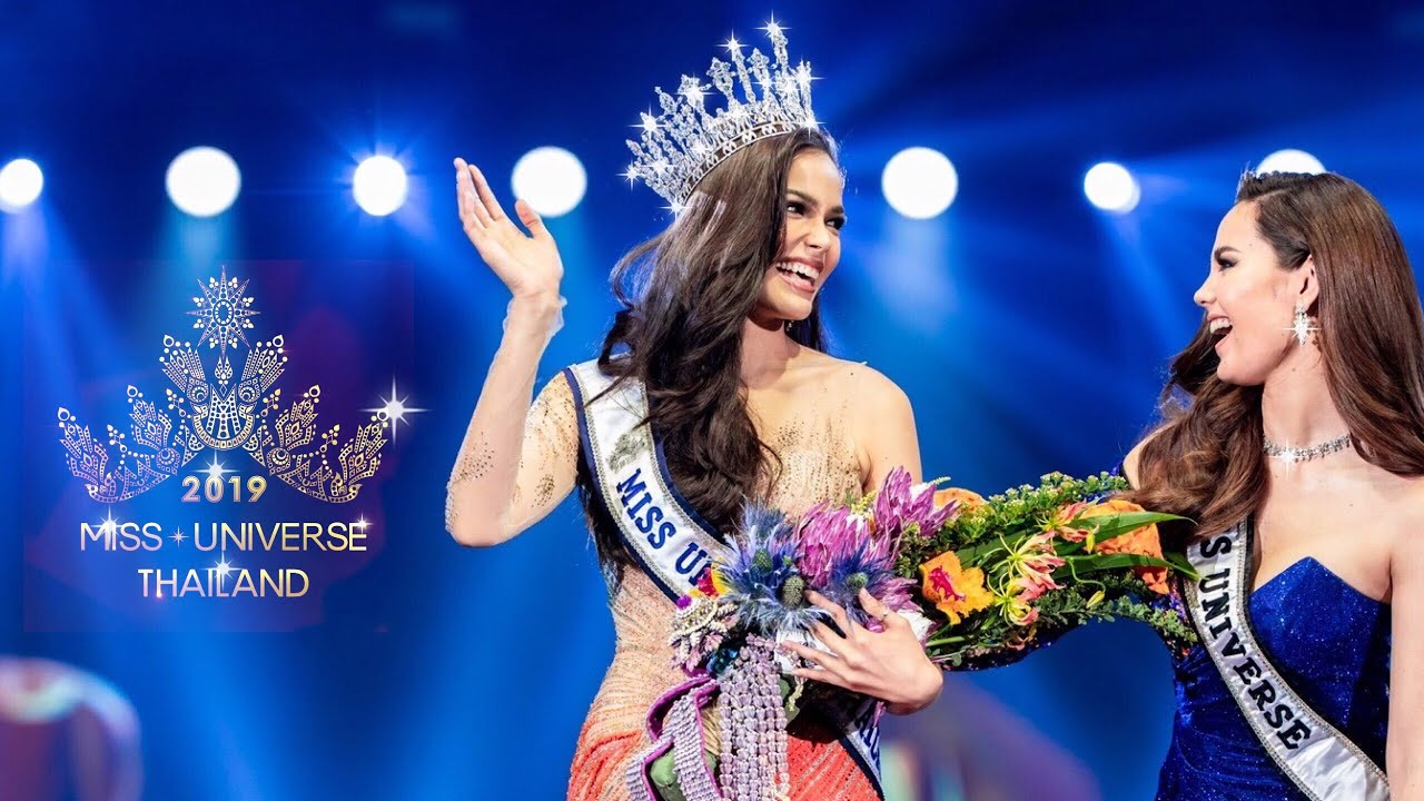 (HD) Miss Universe Thailand 2019 is Paweensuda Drouin (performance highlights)