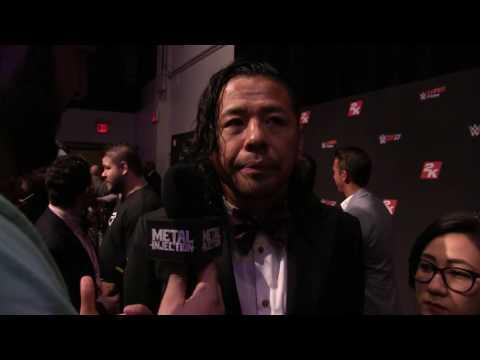 Shinsuke Nakamura's Favorite Music, Fighting Samoa Joe   Metal Injection