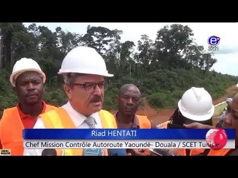 EQUINOXE TV - JT 20H00 (LA 1ère phase de l'autoroute Douala-Ydé ne sera pas livrée avant fin 2019)