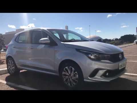 Avaliação Fiat Argo Precision 1.8 automático 2017 / Vrum Brasília