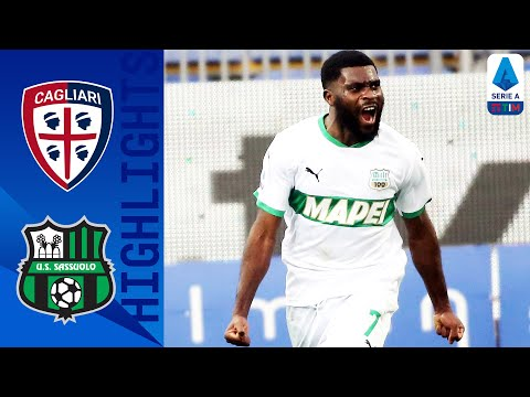 Cagliari Sassuolo Goals And Highlights
