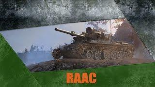 Как фармит Centurion Mk. 5/1 RAAC | World of Tanks