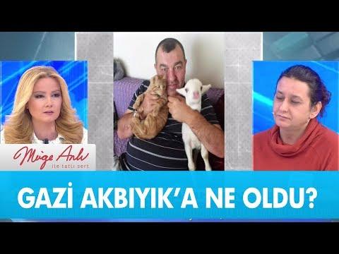İş adamı Gazi Akbıyık'a ne oldu? - Müge Anlı ile Tatlı Sert 13 Şubat 2019
