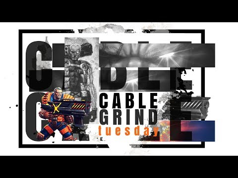 Cable Grind - Tuesday Hangout | Marvel Contest of Champions