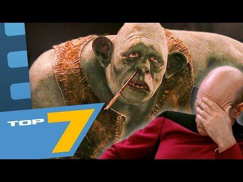 7 SCHLECHTE CGI-Effekte die ihr nicht vergessen werdet!