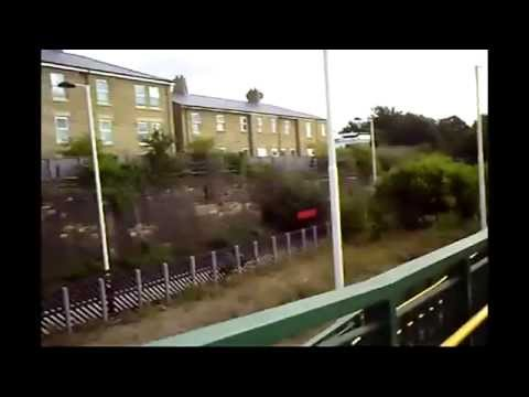 Normanton Train Station West Yorkshire August 2013