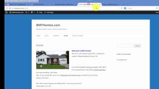 Real Estate Investing Websites - Pt6 - Adding Pages to Your Site