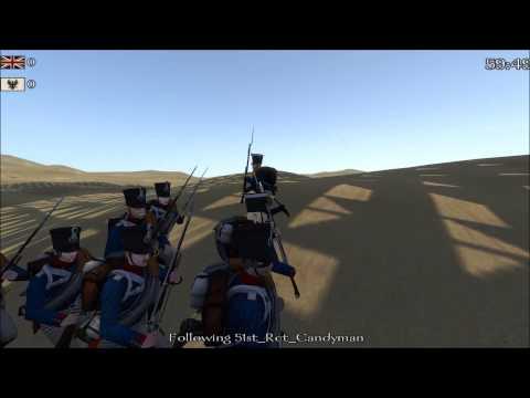 Napoleon Mount and Blade: 1st RGJ v 51st