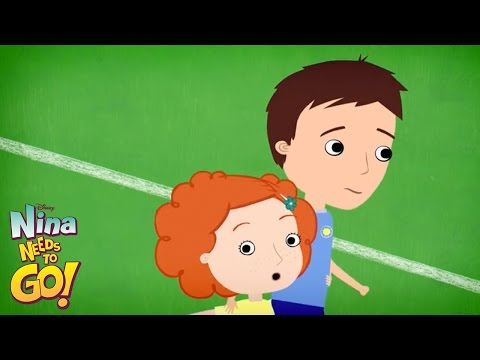 County Fair | Nina Needs to Go! | Disney Junior