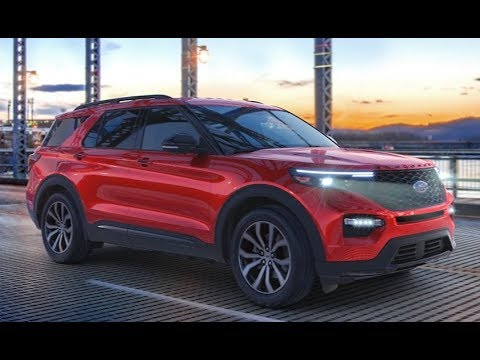2020 Ford Explorer 7-Seater SUV India Launch Specifications