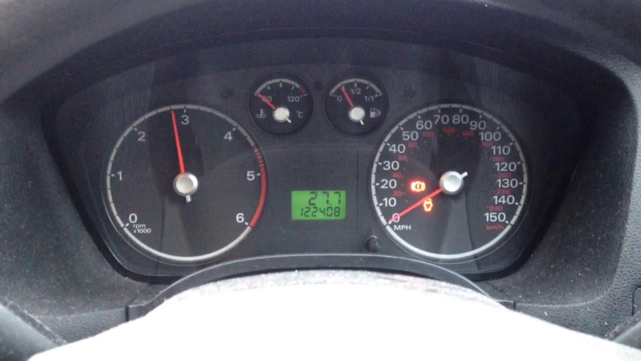 двигатель 1.6 tdci ford focus ii 2009
