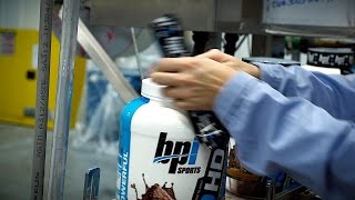 How BPI s Whey Protein Is Made - Behind The Scenes