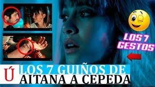 Los 7 mensajes ocultos de Aitana a Cepeda en + su nueva canción junto a Cali y el Dandee