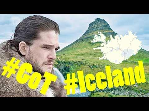 Game Of Thrones - Iceland Special (2017)