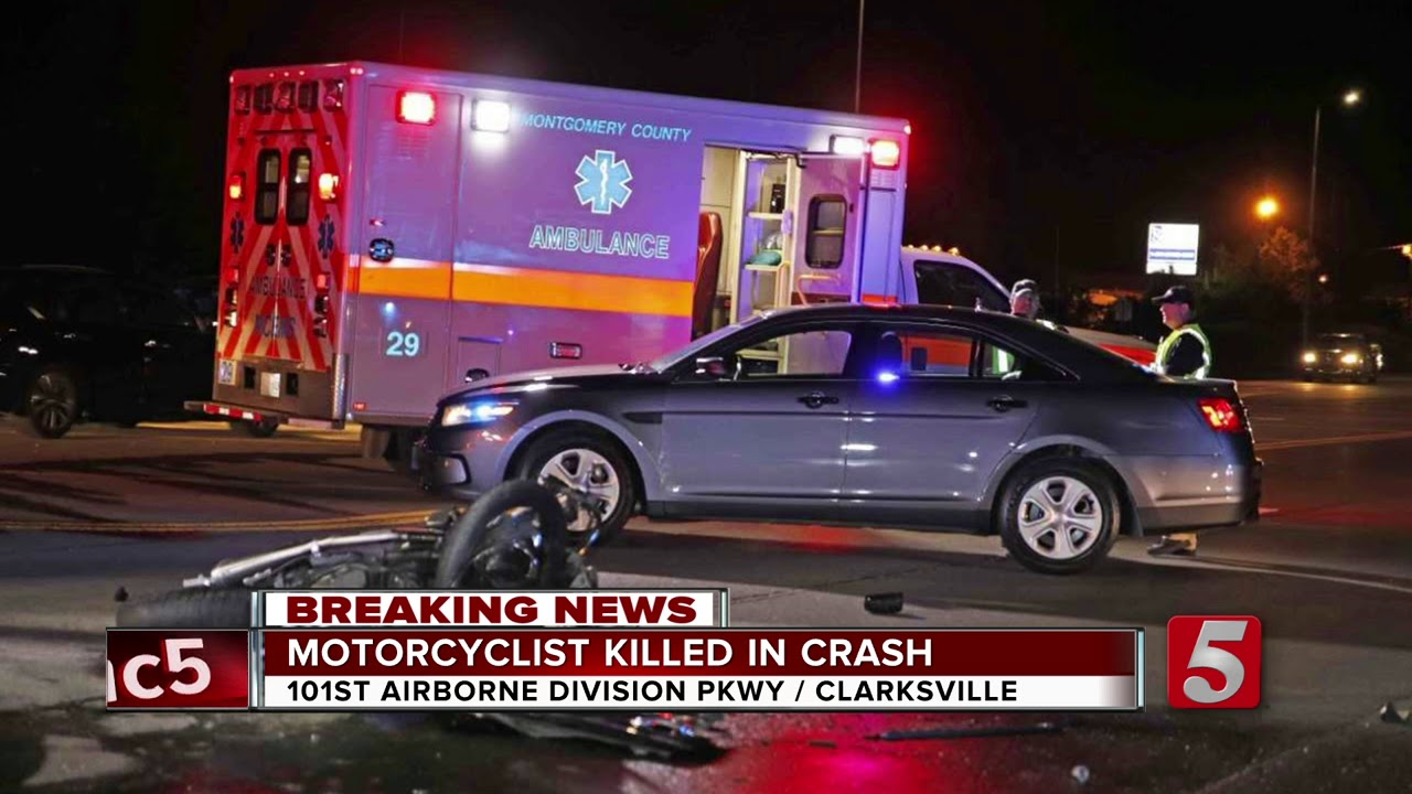 25-Year-Old Motorcyclist Killed In Clarksville Crash