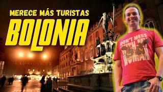 BOLONIA, la ciudad con más pórticos en el mundo | ITALIA | Viajando con Mirko