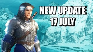 SHADOW OF WAR - NEW UPDATE GAMEPLAY RANKED CONQUEST AND ONLINE RECRUITMENT OVERVIEW