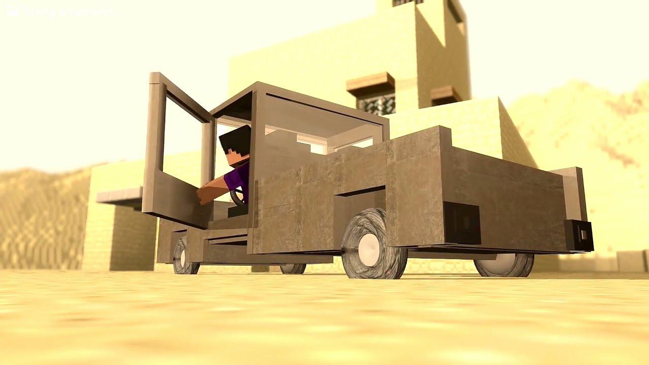 Funniest Minecraft Animation/Realistic Minecraft