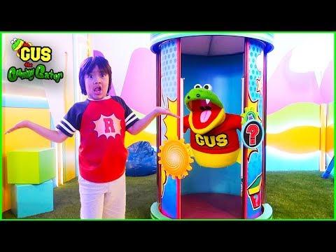 RYAN&39;S MYSTERY PLAYDATE Ryan has a New TV Show on Nickelodeon Today