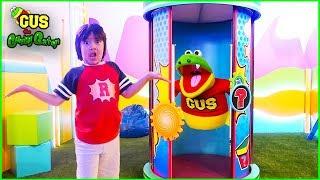 RYAN'S MYSTERY PLAYDATE! Ryan has a New TV Show on Nickelodeon Today!!