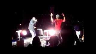 Enrique Iglesias - Stand By Me - Kaunas, 2014 ( Crazy Performance )