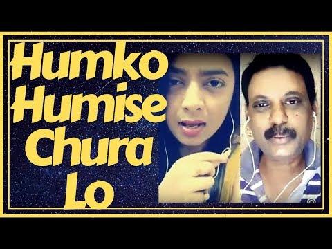 humko-humise-chura-lo-|-mohabbatein-|-shah-rukh-khan-|-aishwarya-rai-|-lata-|-uday-|-syam-sagar