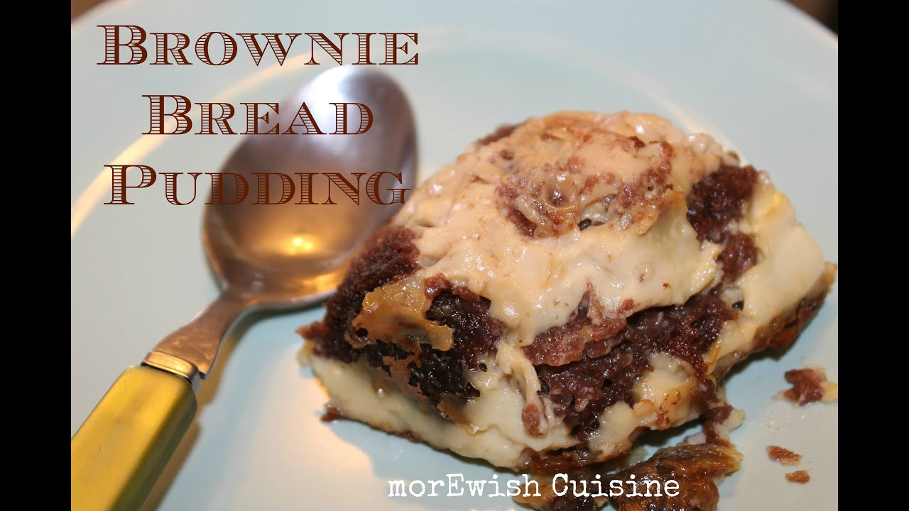 how to make bread pudding youtube