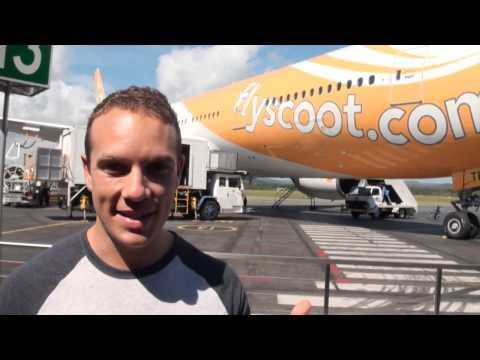 Neutral Episode 37 - Fly Scoot (Gold Coast to Singapore)