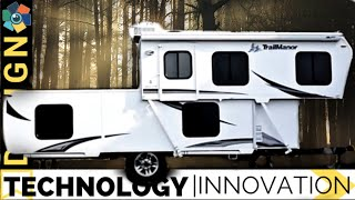15 Must See Caravans, Campers and Motorhomes 2019 - 2020