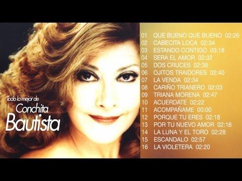 Conchita Bautista - Todos sus éxitos