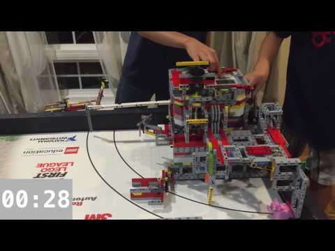 FLL Animal Allies - Kuriosity Robotics - 159 points