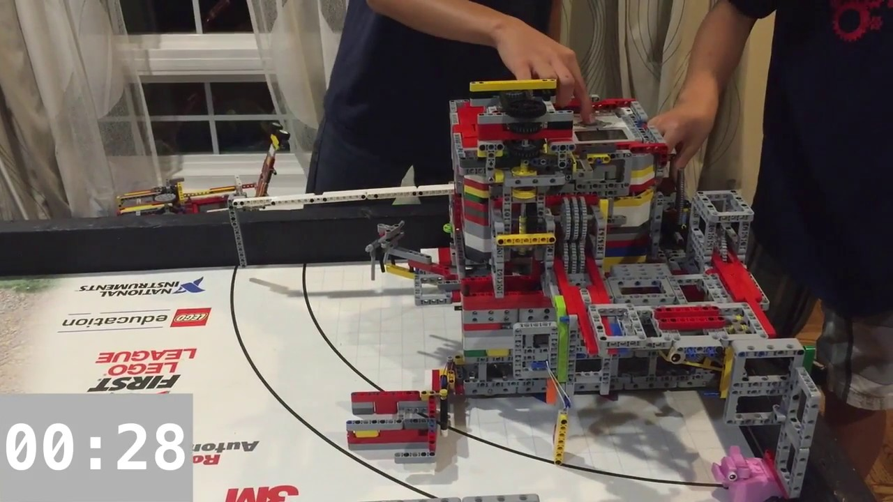 Fll Animal Allies Kuriosity Robotics 159 Points Youtube