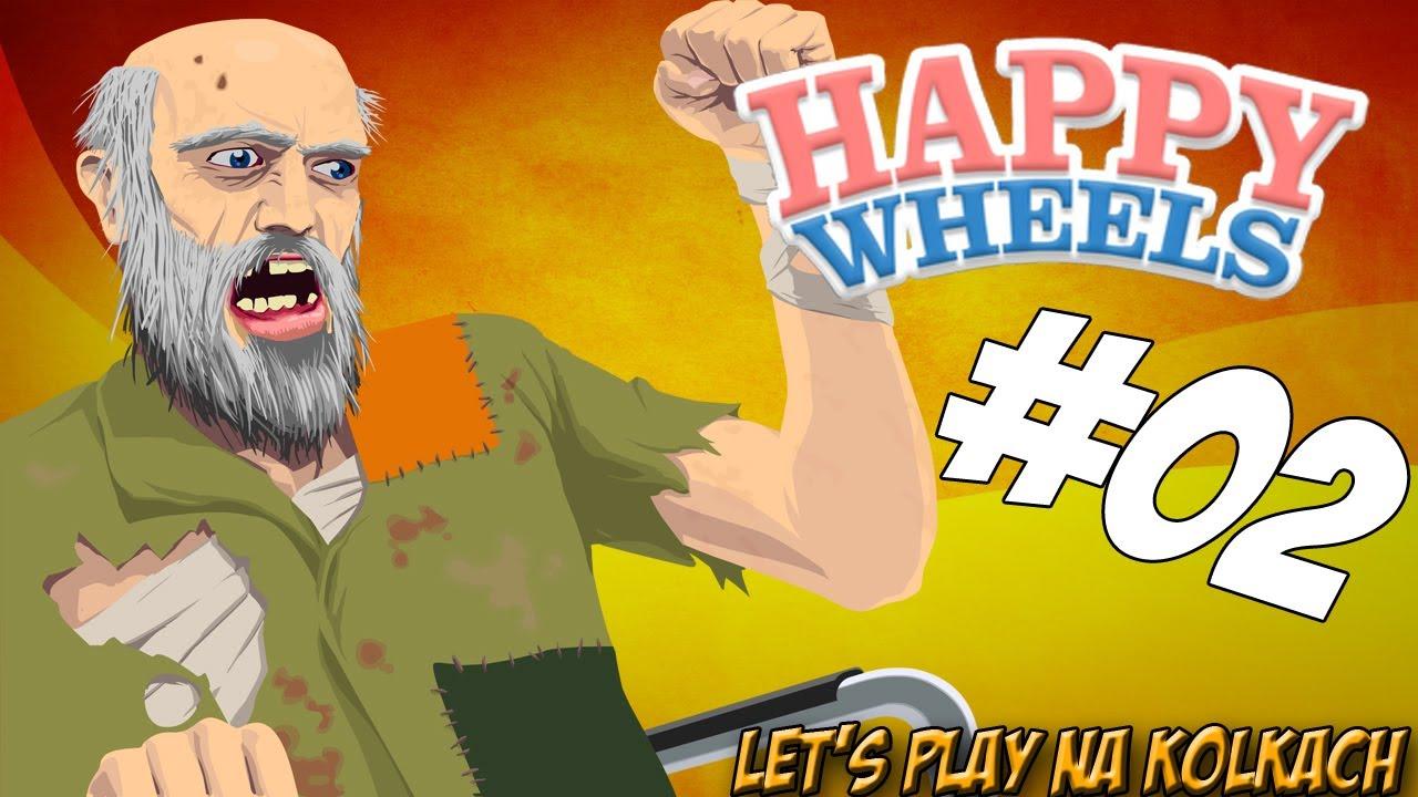 Happy wheels 2 fubu przejmuje inicjatywe na scenie - Let s play happy wheels ...
