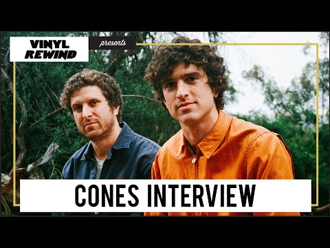 Cones interview - 2019 | Vinyl Rewind