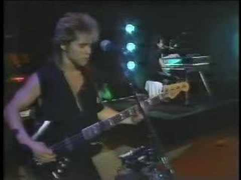 GOWAN ~ CITY OF THE ANGELS ~ LIVE !!
