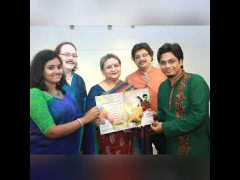Amar praner manush by Debadrito Chattopadhyay from the album HRID MAJHAREY RAKHBO, SRINIVAS MUSIC.