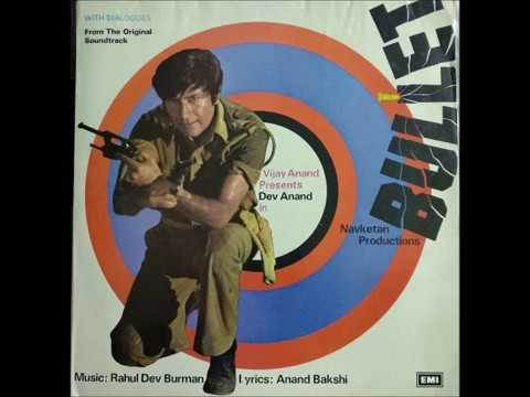 Rahul Dev Burman_Title Music from Bullet (1976)