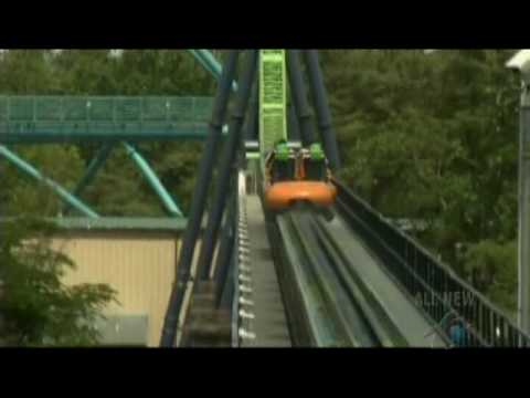 Travel Channel Extreme Ride kingda ka 2008