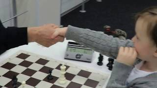 Misha Osipov (4 Year player) - Chess Video Plus