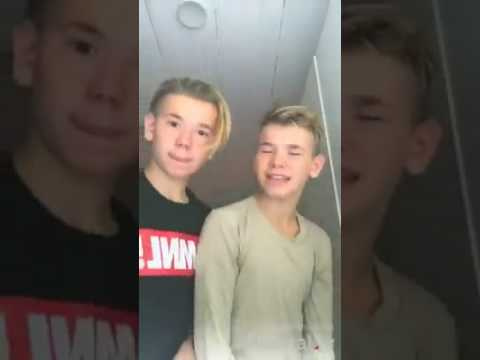 Mac and Tinus