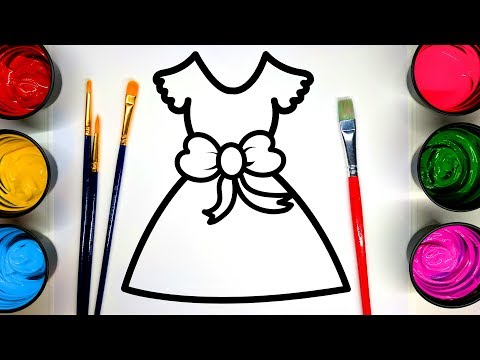 How To Draw Baby Crib And Coloring Pages For Kids Children Babies