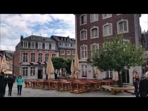 Aachen Cathedral and Aachen City Hall