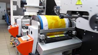 EDALE FL-3 EPR is printing extra large labels repeat is: 1041mm, 41 inch  (z328 ) in Hungary