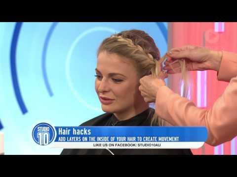 Hair Hacks w/ Celebrity Hairstylist Anthony Nader | Studio 10