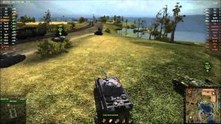 World of Tanks - Panther II Tier 8 Medium Tank - Crouching Tiger, Hidden Panther