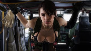 Пытки Quiet! [Metal Gear Solid V: The Phantom Pain]